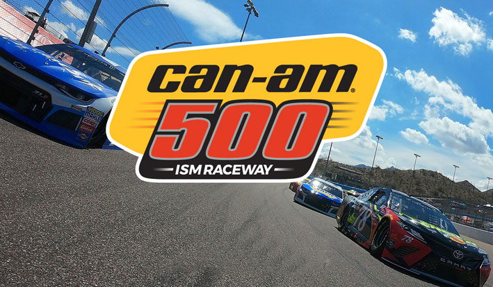 2018 Can-Am 500 Odds & Preview