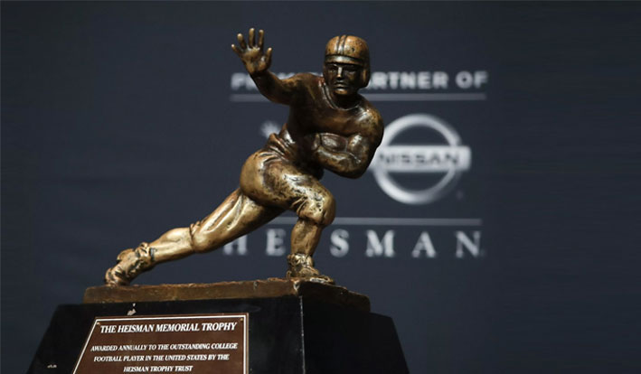 2019 Heisman Trophy Odds, Betting Predictions & Picks