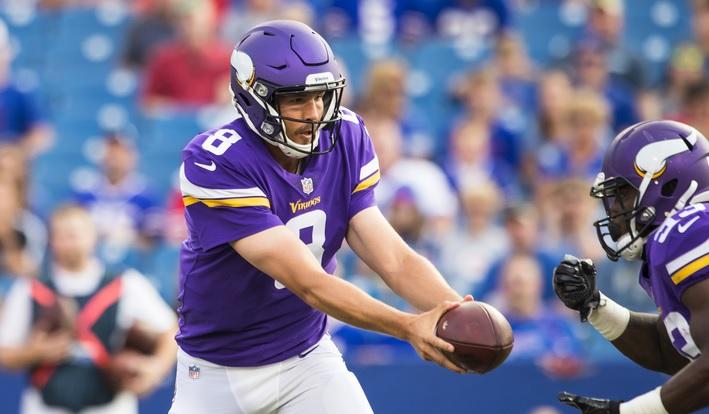 NFL Preseason Week 2 Vikings at Seahawks - August 18th