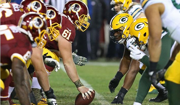 Packers vs Redskins 2017 NFL Preseason Odds