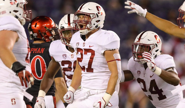 Stanford statistics football