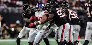 Atlanta Falcons at N.Y. Giants : Two Winless Teams Square it off at MetLife Stadium