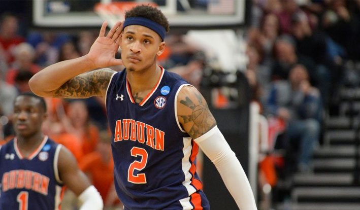 Auburn 2019 March Madness Final Four Betting Preview