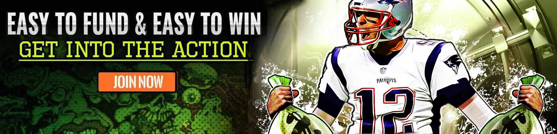 Easy to Fund & Easy to Win