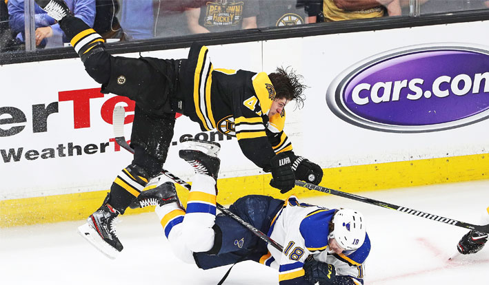 Blues vs Bruins 2019 Stanley Cup Finals Odds & Game 2 Preview