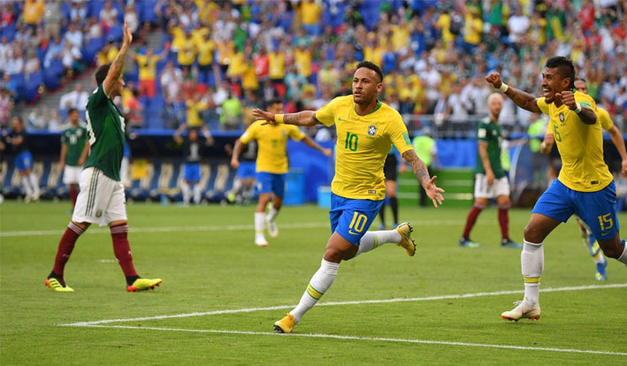 Brazil vs Belgium2018 World Cup Quarterfinals Betting Preview