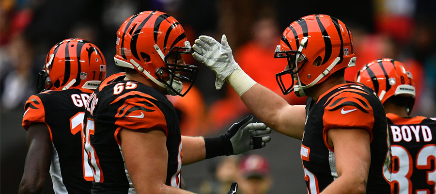 Are the Bengals a safe bet in the NFL odds for Week 2?
