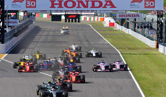 F1 2019 Japan Grand Prix Odds & Betting Preview