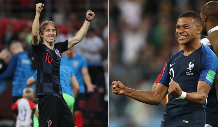 France vs Croatia 2018 World Cup Final Betting Preview