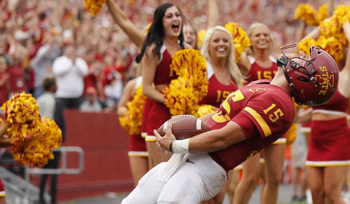 Iowa vs Iowa State 2019 College Football Week 3 Lines & Prediction