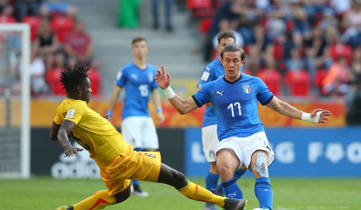 Italy vs Ecuador 2019 FIFA U-20 World Cup Third Place Odds & Pick