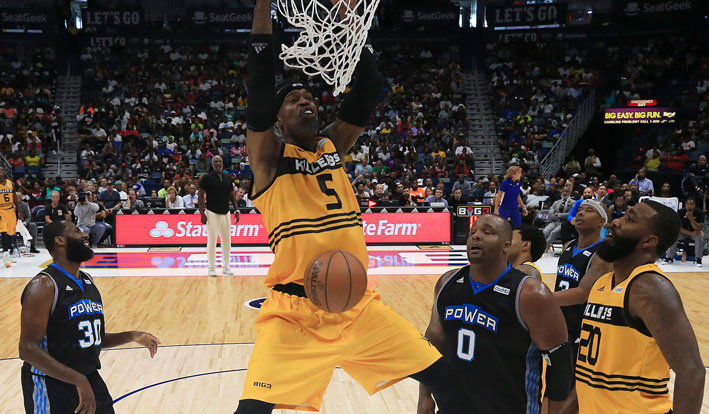 2019 BIG3 Basketball Championship Betting Preview