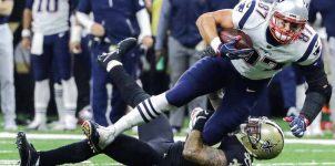 New Orleans Saints at New England Patriots : NFL Betting Preview