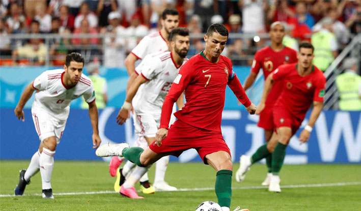 Uruguay vs Portugal 2018 World Cup Round of 16 Betting Preview