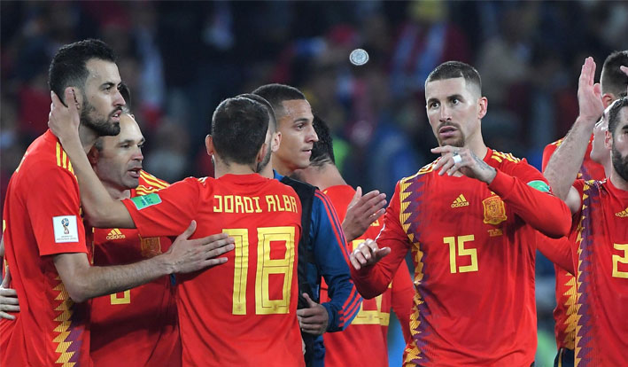Spain vs Russia 2018 World Cup Round of 16 Betting Preview