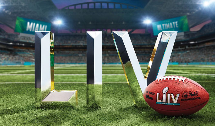 Updated Super Bowl LIV Odds - January 14th Edition