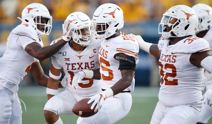 Oklahoma vs Texas 2019 College Football Week 7 Odds & Preview