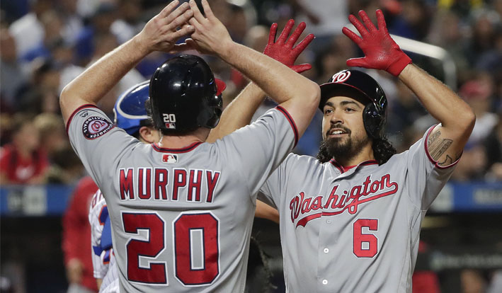 Winning SU MLB Odds Favorites for the Weekend