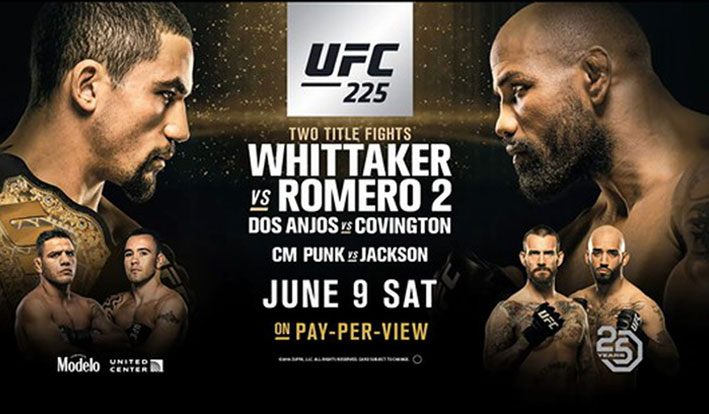UFC 225 Betting Preview & Predictions