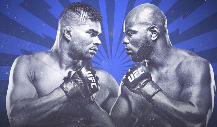 UFC on ESPN 7 Odds, Overeem vs Rozenstruik Betting Preview & Prediction
