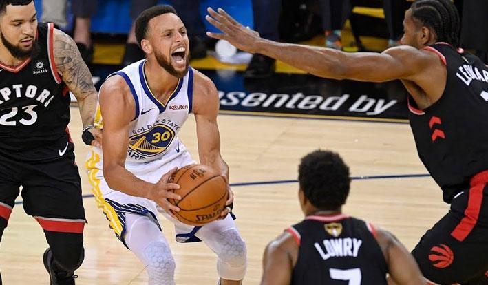 Warriors Vs Raptors 2019 Nba Finals Game 5 Odds Pick