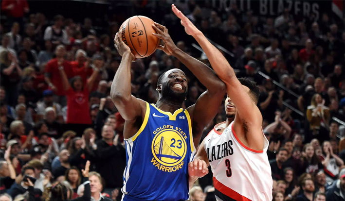 Warriors vs Trail Blazers 2019 NBA Playoffs Game 4 Odds